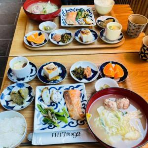 三井ガーデンホテル福岡祇園の朝食