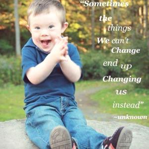 ダウン症児の子育ては人生の全てに通じる…?