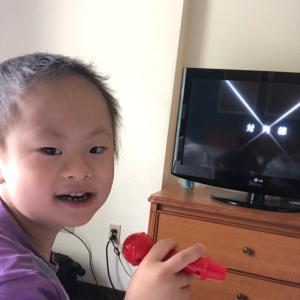 数ヶ月、野放しのけー坊@6歳とその発達