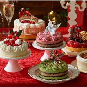 特典あり!ルタオのクリスマスケーキ♡