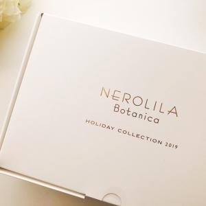 NEROLILA Botanica HOLIDAY COLLECTION2019♡