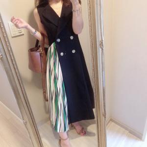 着るだけでスタイルUPさせてくれる♡美シルエットワンピ