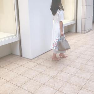 美シルエット♡気分上がるワンピース