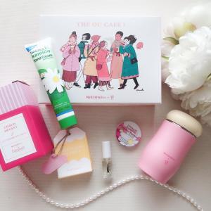今月のMy little box♡