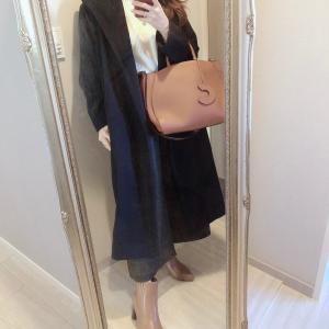 春先まで履けるブーツとスカート見えで履きやすいワイドパンツ♡