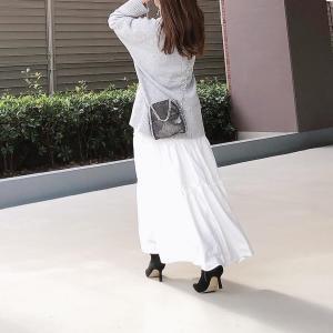 春の妄想広がるスカートとラスト6時間限定クーポン♡