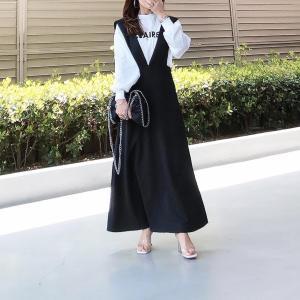 先日のコーデ♡春のモノトーンコーデ