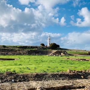 紀元前の首都パフォスに思いを馳せ (Destinationsキプロス共和国)