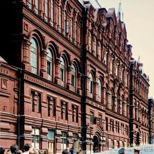 今さらソ連!?ロシア旅「ソビエト時代の赤の広場」