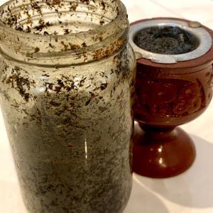 答え合わせの時間です!:謎の物体の正体とオマーンの香文化