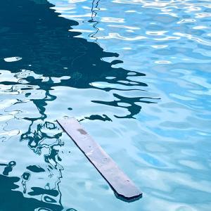 この惑星に魔法があるのなら、それは水の中