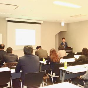 「派遣法の同一労働同一賃金セミナー」名古屋会場を開催しました。