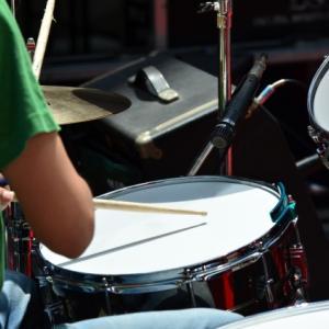 そんなのあり? ドラムの譜面にあるバツとか丸の意味