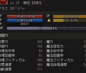 2019/2/28(木)プレイレポート/オートハンティングなう