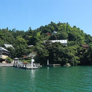 琵琶湖の竹生島で土砂崩れ アユ養殖場も浸水、滋賀各地で大雨被害