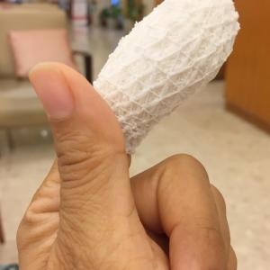 やってしまった~!写真家としても母としても致命的な3針縫うケガ!サミティヴェート病院で緊急手術!