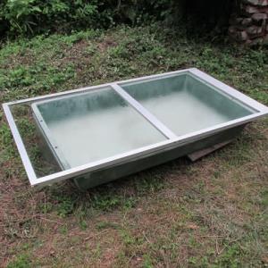 簡易温水器