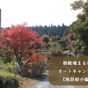 御殿場まるびオートキャンプ場 & 富士山樹空の森 《施設・サイト紹介編》