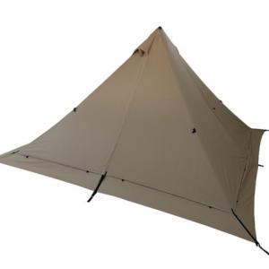 【テンマク 2020】パンダTC+ 人気ワンポールテントがスカート付にリニューアル おしゃれソロキャンプにおすすめ tent-Mark テンマクデザイン