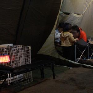 【冬キャンプの装備】灯油ストーブで手軽にテント内を快適温度に~ダスキンレントオールで暖房器具をレンタルしてみる~