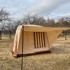 【ミグラテール】ソロキャンプ女子が一人で設営する方法を詳しく紹介