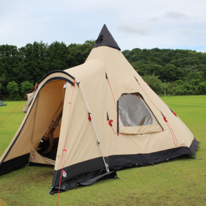 ローベンス(ROBENS) カイオワ(Kiowa)は冬用テントに欲しい機能が全部詰まった欲張りティピー