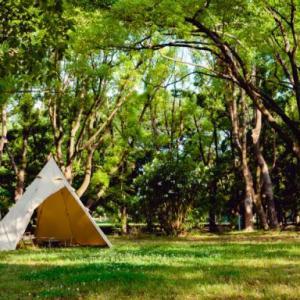 ハイランダー 新作「A型フレーム ネヴィスTC」 室内広々のティピー型テントが8月30日発売開始