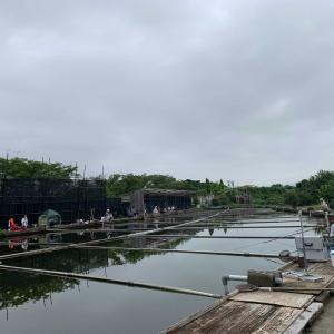 第29回 天釣会 釣り大会 7月5日(日)曇り時々雨のち晴