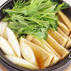 はりはりきつね鍋は日本酒合うシンプルな激うま鍋!レシピと作り方をご紹介します