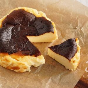 バスチーが日本酒に合う!?バスク風チーズケーキの簡単なレシピ・作り方