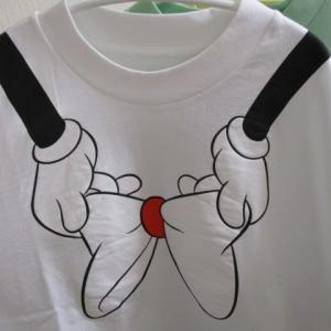 ユニクロ!マスク発売混雑さけ入店♡買って良かった!ミニーマウス/りぼん・ハートモチーフのTシャツ