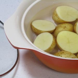 「塩ゆでポテト」メリットは?作り方は?これは、覚えておいて損はない!【家事テク】試してみた