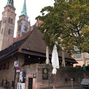 ドイツ ニュルンベルク観光情報!オランダから車旅