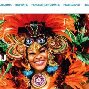 オランダの旅行展示会「Vakantiebeurs2020」にて書道パフォーマンス♪