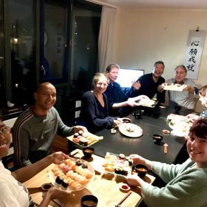 Sushi workshop in the Netherlands!