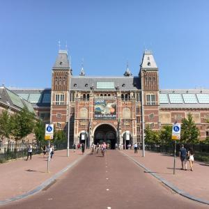 オランダ〝国立美術館〟コロナ対策をしながら再開♪