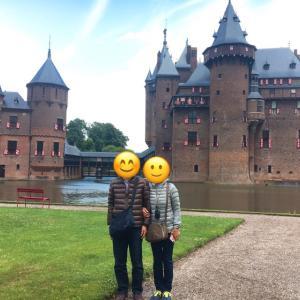 オランダ 素敵な再会♪旅行会社の幸せな瞬間