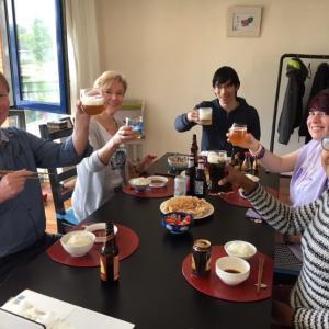 オランダで餃子パーティー開催♪ライデンで日蘭交流!