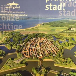 オランダの五稜郭!星型城塞都市〝ナールデン(Naarden)〟