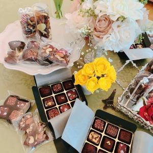 今週末がバレンタインお家で手作りチョコレートを作っちゃいましょう
