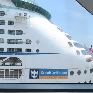オンラインチェックインで乗船はスムーズ@啓徳クルーズターミナル~フライ&クルーズで香港発着ボイジャー・オブザシーズ乗船記ー2019.8月・本編3-4