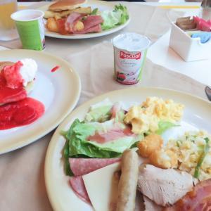 ウインジャマーカフェで朝ごはん♪~フライ&クルーズで香港発着ボイジャー・オブザシーズ乗船記ー2019.8月・本編4-2