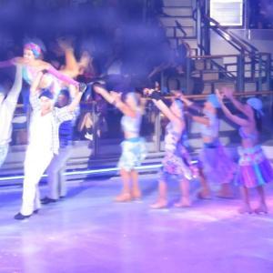 """絶対見よう!アイススケートショー""""Ice Odyssey""""~フライ&クルーズで香港発着ボイジャー・オブザシーズ乗船記ー2019.8月・本編4-5"""