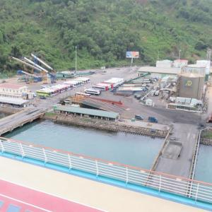 ベトナム・チャンメイの港ってどんな場所?~フライ&クルーズで香港発着ボイジャー・オブザシーズ乗船記ー2019.8月・本編5-3