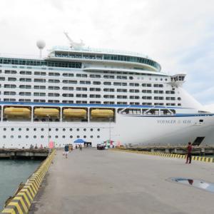 ベトナム・チャンメイの港に下りてみた♪~フライ&クルーズで香港発着ボイジャー・オブザシーズ乗船記ー2019.8月・本編5-4