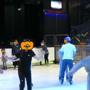 クルーズ船でアイススケート初体験♪~フライ&クルーズで香港発着ボイジャー・オブザシーズ乗船記ー2019.8月・本編5-5