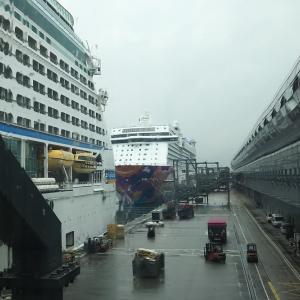 下船までの流れ。下船はあっという間です♪~フライ&クルーズで香港発着ボイジャー・オブザシーズ乗船記ー2019.8月・本編7-3《旅の話題~クルーズ編》