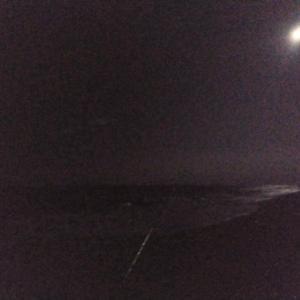 浜から 10月15日。