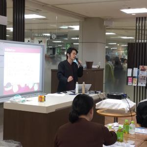 札幌三越のあんこ博覧会に来ております。