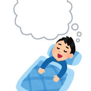 (リクエスト企画)質問8★眠っている間の人は?